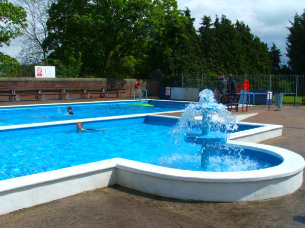 Lazonby Swimming Pool